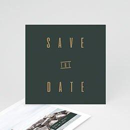 Save The Date  Grün & Kraft