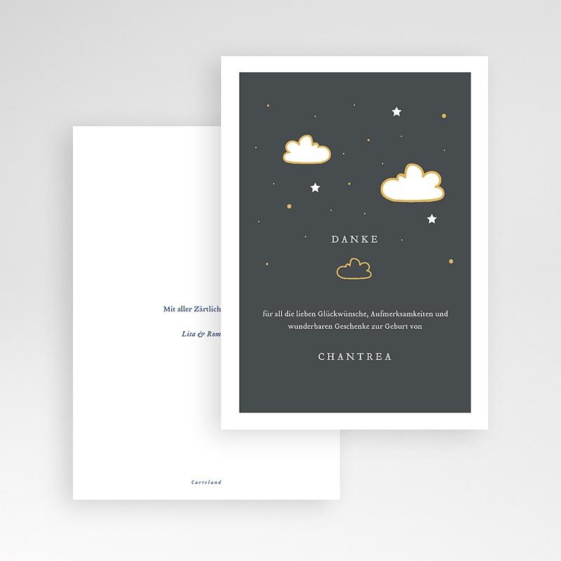 Kreative Dankeskarten Geburt Zauberlaterne pas cher