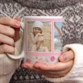 Personalisierte Fototassen Muttertag Mamas Liebling gratuit