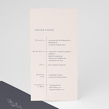 Menükarten Hochzeit - Kinfolk Spirit - 0