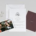 Natur Hochzeitseinladungen Kinfolk Style