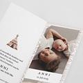 Geburtskarten für Mädchen Teepee pas cher