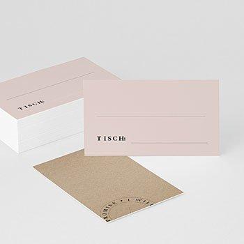 Tischkarten Hochzeit - Venezia - 0