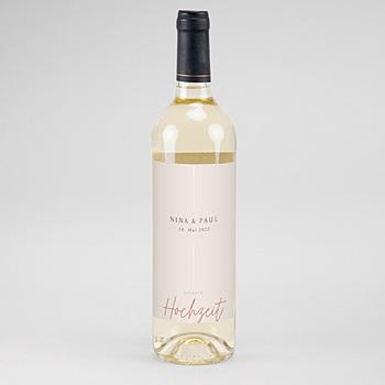 Flaschenetiketten Wein Bohemian Spirit