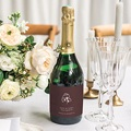 Flaschenetiketten Hochzeit Kinfolk Style gratuit