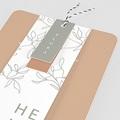 Geburtskarten für Mädchen Mandel-Pfirsich pas cher