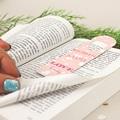 Personalisierte Lesezeichen Typo Mama gratuit