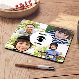 Foto-Mousepad - Du bist mein Vater - 0