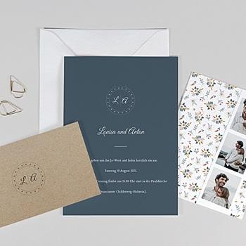 Hochzeitseinladungen Liberty Millefiori