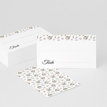 Tischkarten Hochzeit Millefiori