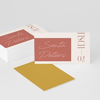 Tischkarten Hochzeit Perfekte Union