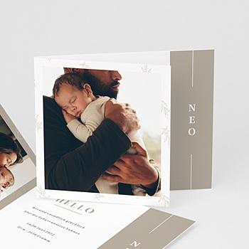 Geburtskarten für Jungen Neuling
