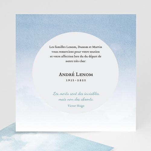 Weltlich Dankeskarten Trauer In Ewigkeit