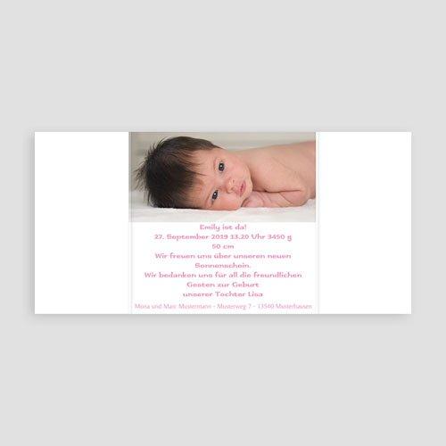 Archivieren - Babykarte Maja 7912 preview