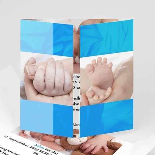 Archivieren - Babykarte Melvin 7915 test