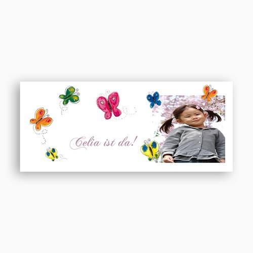 Personalisierte Fototassen Schmetterlingsflattern pas cher