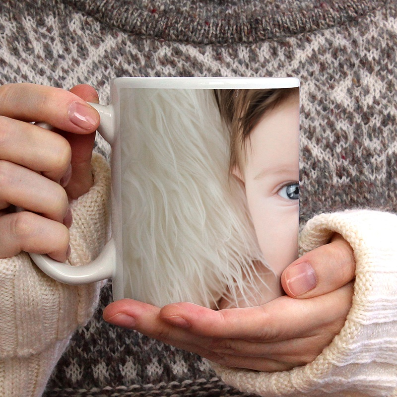 Personalisierte Fototassen Mein Fotodesign gratuit
