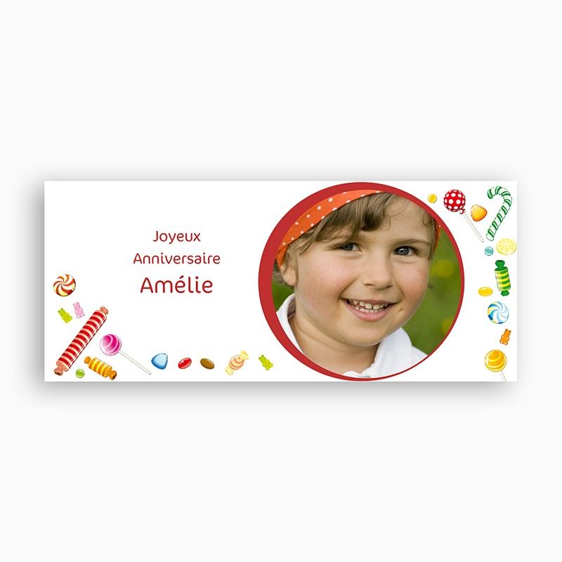 Personalisierte Fototassen Bunte Bonbons pas cher