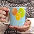 Personalisierte Fototassen Luftballon gratuit