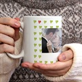 Personalisierte Fototassen Liebesglück gratuit