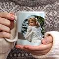 Personalisierte Fototassen Kelch co gratuit
