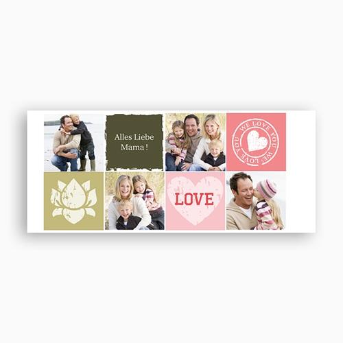 Personalisierte Fototassen Collage pas cher