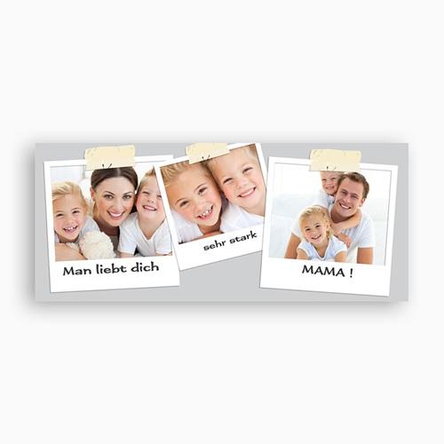 Personalisierte Fototassen Fotoreihe Polaroid pas cher