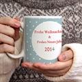 Personalisierte Fototassen Kleiner Weihnachtsbote gratuit