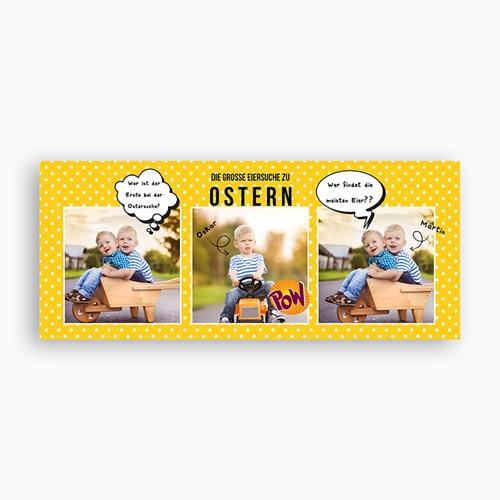 Personalisierte Fototassen Sonnige Ostern pas cher