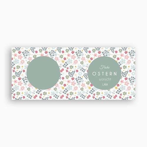 Personalisierte Fototassen Blühendes Osterfest pas cher