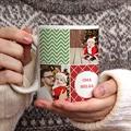 Personalisierte Fototassen Adventszeit gratuit