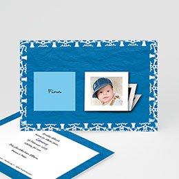 Bleibende Erinnerung in blau - 1
