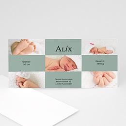 Karten Multi-photo Maxi-Fotokarte