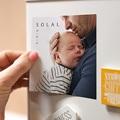 Magnet Geburtskarten Zärtlich pas cher