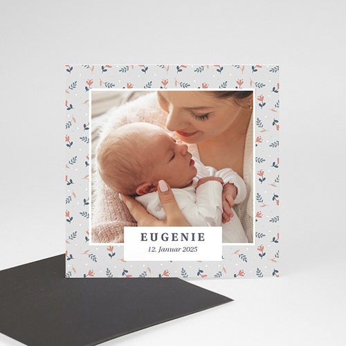 Magnet Geburtskarten Liberty Chérie
