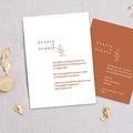 Liberty Hochzeitseinladungen Liberty Love