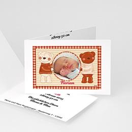 Karten Geburt Bärenfreunde