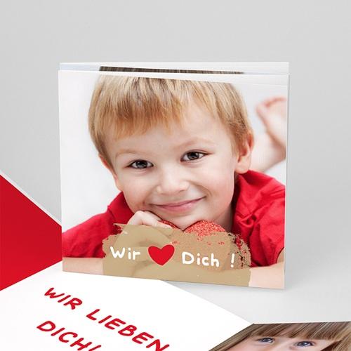 Fotokarten Multi-Fotos 3 & + - Multi-Foto Liebe 1 811
