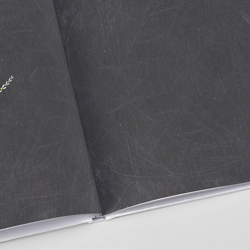 Panorama Fotobücher A4 Querformat Tafel Design