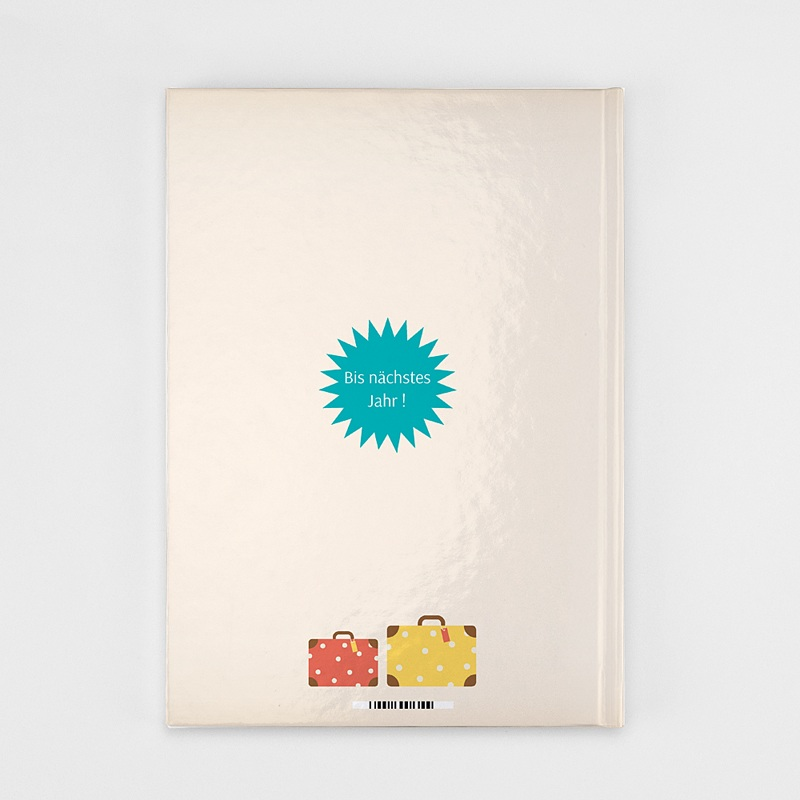 Fotobücher A4 Hochformat Die Reise pas cher