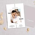Violett Hochzeitseinladungen Be Bold