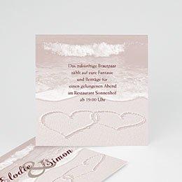 Einlegekarte individuell Rom