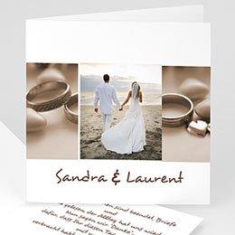 Karten Hochzeit Strandhochzeit