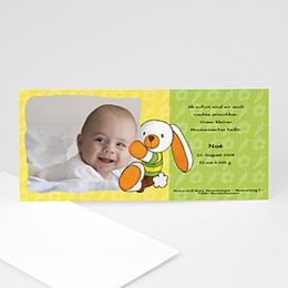 Babykarte Häschen - 1