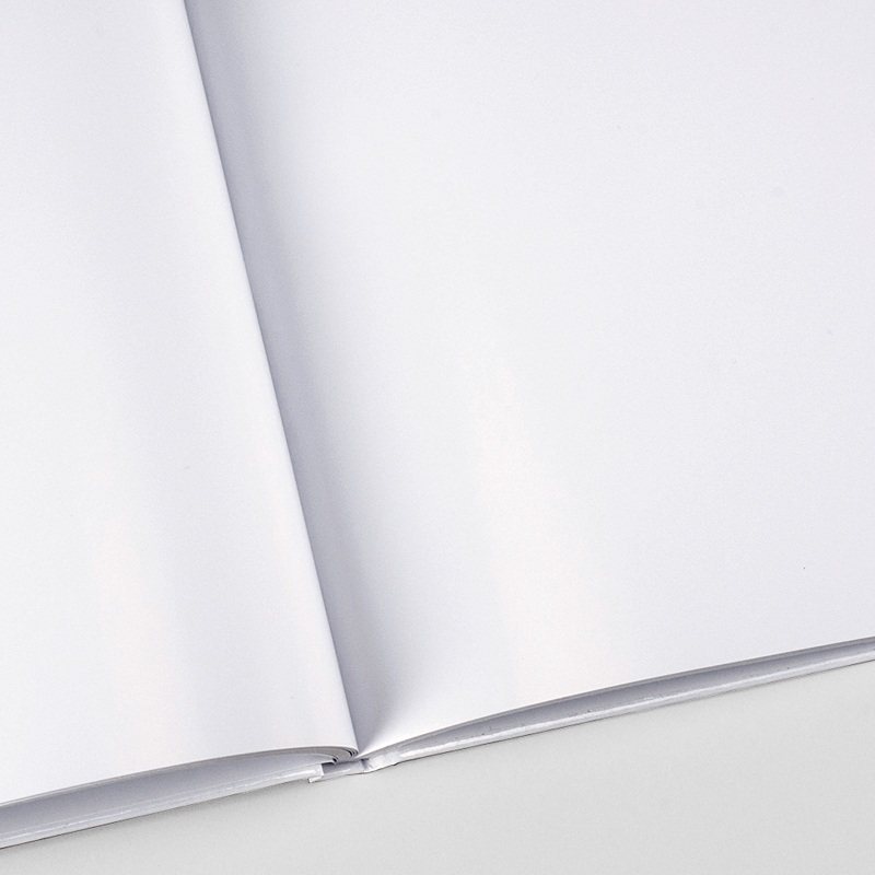 Panorama Fotobücher A4 Querformat Rosa Welt