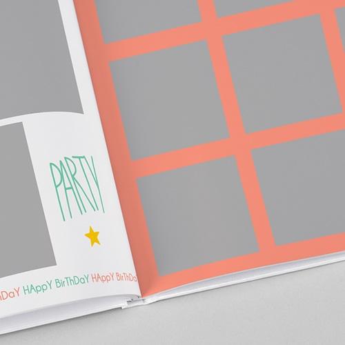 Fotobücher Quadratisch 30 x 30 cm Mein Geburtstag