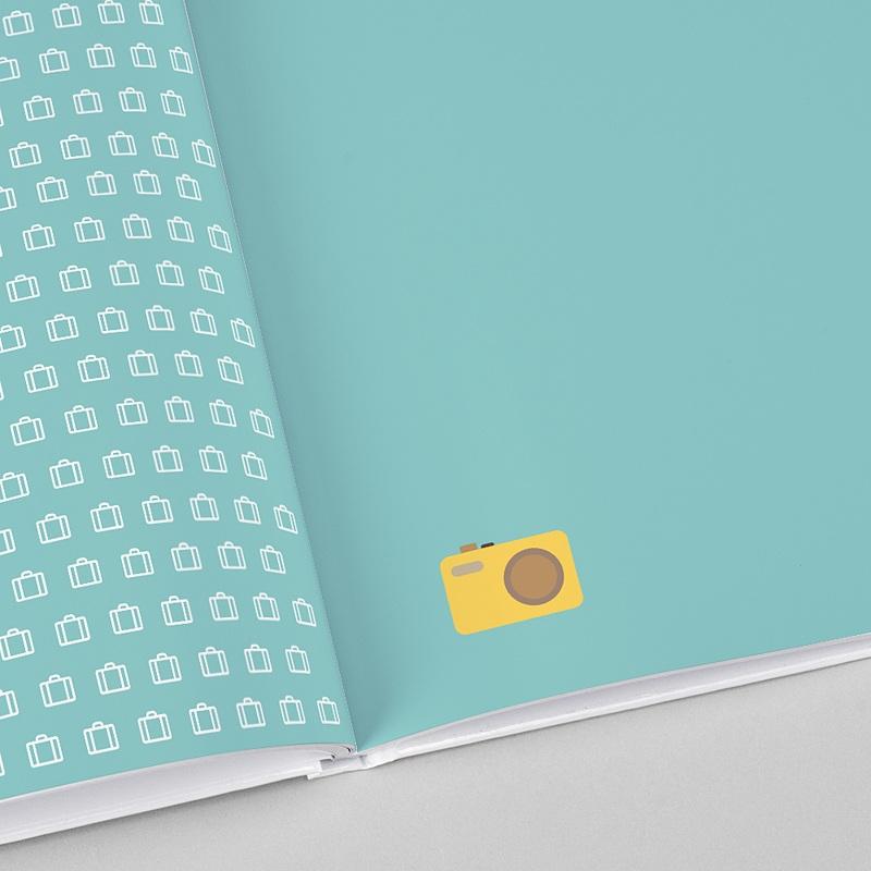 Fotobücher Quadratisch 30 x 30 cm Abenteurer