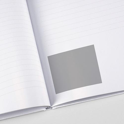 Panorama Fotobücher A4 Querformat Tafelkreide
