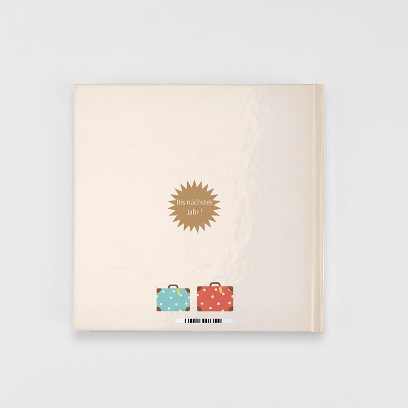 Fotobücher Quadratisch 20 x 20 cm Globetrotter pas cher