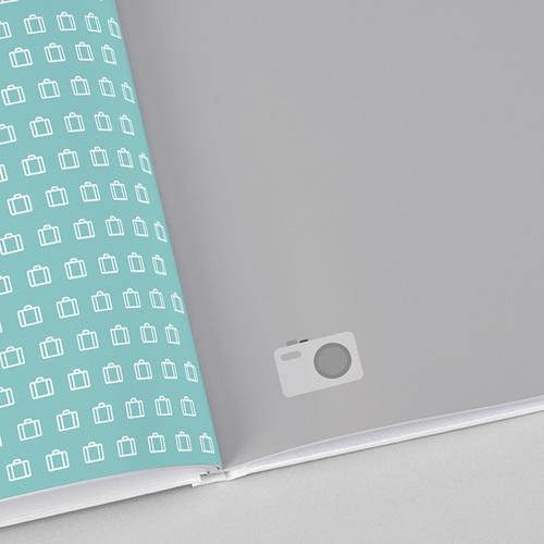 Fotobücher Quadratisch 20 x 20 cm Globetrotter